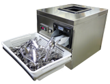 Image: Click here for more information about the AS500 Cutlery Polisher