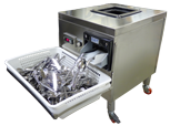 AS500M Mobile Cutlery Polisher from Spoonshine Cutlery Polishers